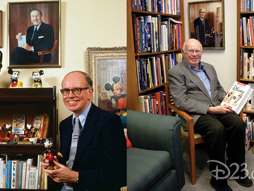 Archivist Spotlight: Dave Smith, The Walt Disney Company