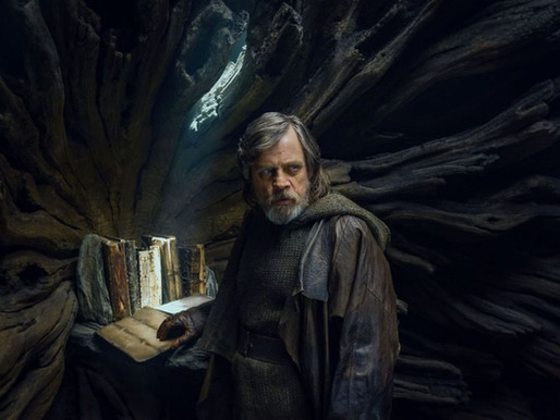 Page Turners, They Are Not: The Last Jedi and the Archives