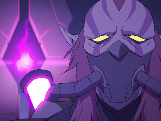 Archivist Spotlight: Galra Archivist, Voltron: Legendary Defender