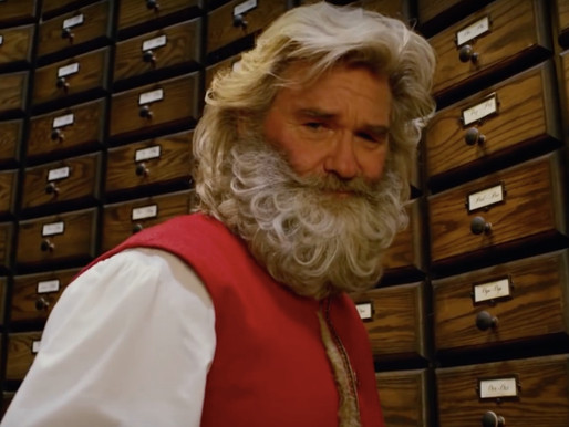 Archives in the Movies: The Christmas Chronicles
