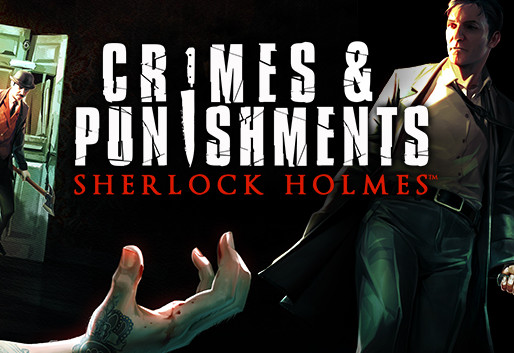 Archives in Video Games: Sherlock Holmes: Crimes & Punishments