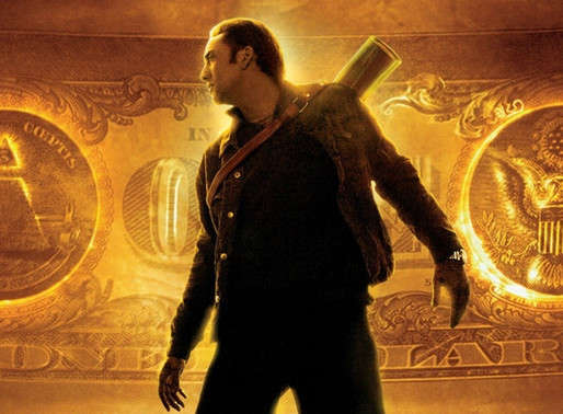 Archives in the Movies: National Treasure