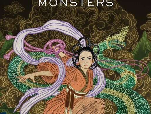 Archives in Fiction: The Descent of Monsters