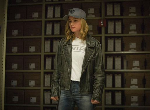 Archives in the Movies: Captain Marvel