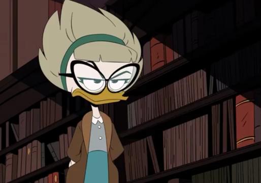 Archivist Spotlight: Emily Quackfaster, DuckTales