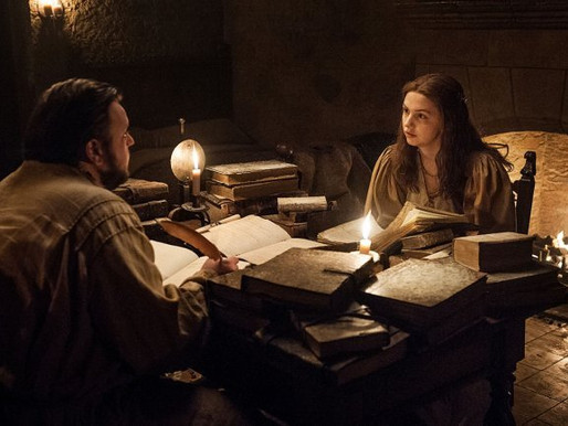 "Archives on TV: Game of Thrones, ""Eastwatch"""