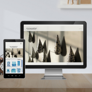 Personal blog website design