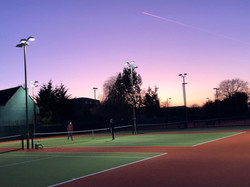 Aspire Tennis