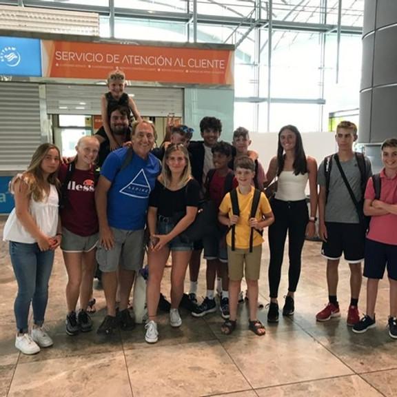 Junior Academy  - Spain training camp