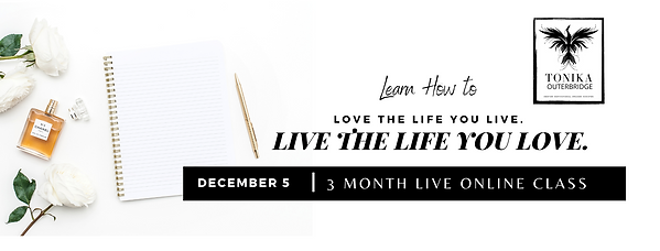 live the life you love Facebook Cover (2