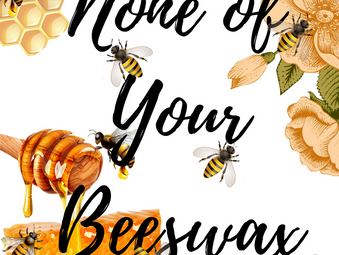 Beeswax + Locs = Nonono!