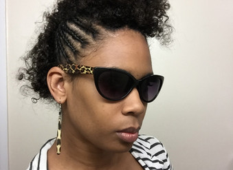 Natural Hair Styles: The Mohawk