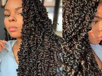 5 Summer 2019 Natural Hair Trends!