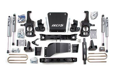 "6.5"" BDS Suspension Lift Kit (11-18 Chevy/GMC 2500/3500)"