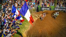 Herlings ve Vialle, Fransa'nın MXGP'sinde genel zaferleri kutluyor