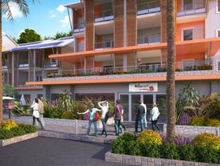 """Résidence """"les Senioriales"""", Sainte-Marie (Réunion)"""