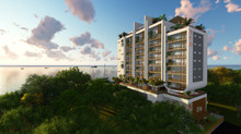 "Mixed use Building ""The Sea View"", Dar-Es-Salaam (Tanzania)"