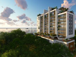 "Mixed use Building ""The Sea View"", Dar-Es-Salaam (Tanzania)"