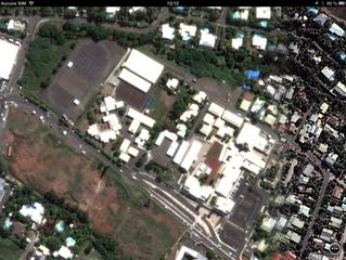 Réhabilitation et Extension du collège Les Aigrettes, Saint-Paul (Ile de la Réunion)