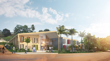 Centre Médico-social, Chiconi (Mayotte (France))