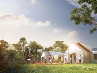 Concours pour la réalisation d'une crèche de 40 places à la Plaine des Cafres (Ile de la Réunion