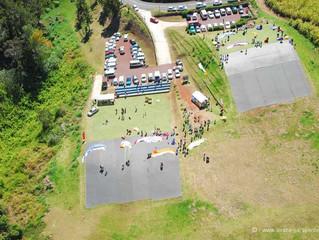 Site de décollage du 800, Saint-Leu (Ile de la Réunion)