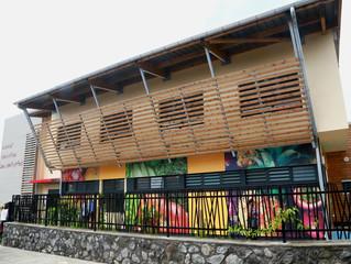 Cuisine Centrale de Bras-Panon (Ile de la Réunion)