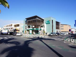 Agence Bancaire Crédit Agricole du port (Ile de la Réunion)
