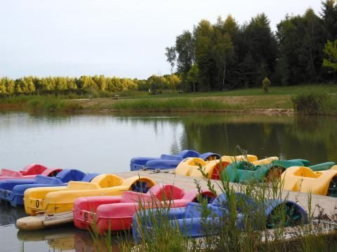 pedalos lac