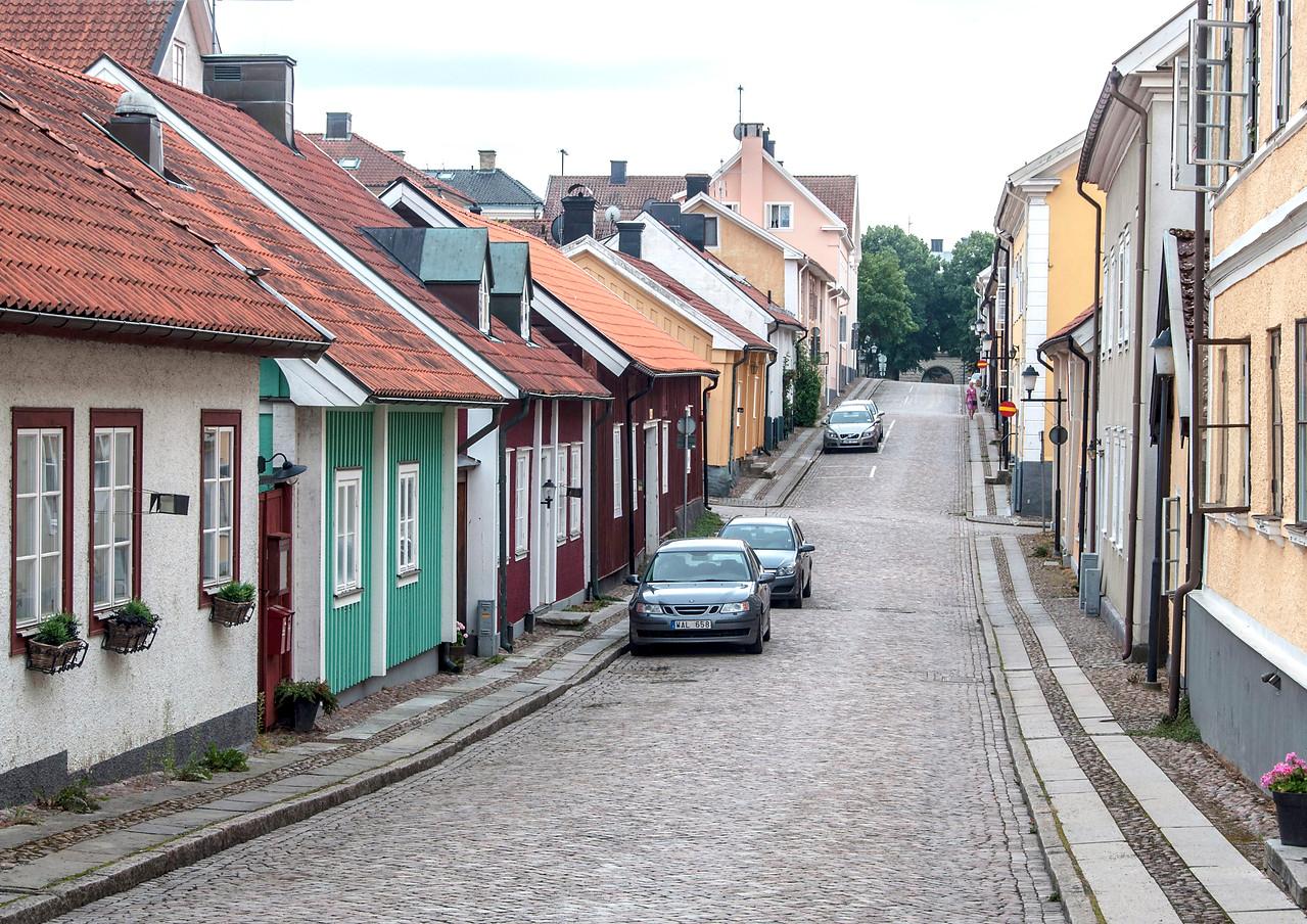 Västerlånggatan, Mariestad