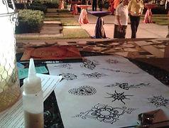 henna at Ringling