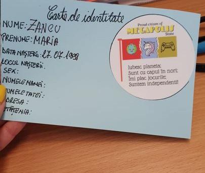 Micul cetățean: ne-am creat propriul certificat