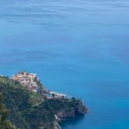 Cinque Terre, Telemaco Signorini & pesto