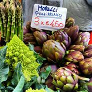 Rome Rapael & artichokes
