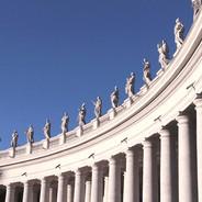 Rome Bernini & saltimbocca