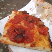 Puglia focaccia barese & cicatelli con finocchietto