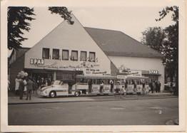 Eröffnung der IGA 1963 im Landhaus Flottbek