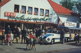 Eröffnung des Landhaus Flottbek 1963
