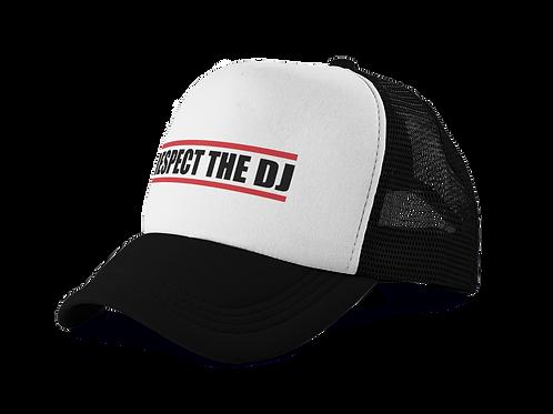 Respect The Dj Trucker Snapback Hat