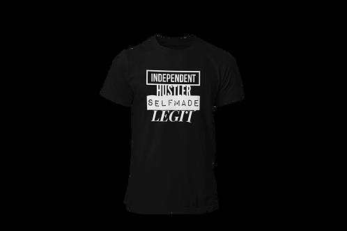 IHSL Black Urban T-Shirt