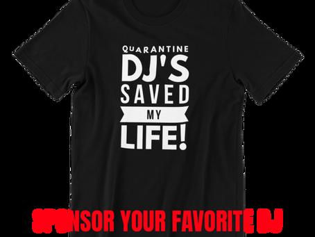 Quarantine DJ's Saved My Life!