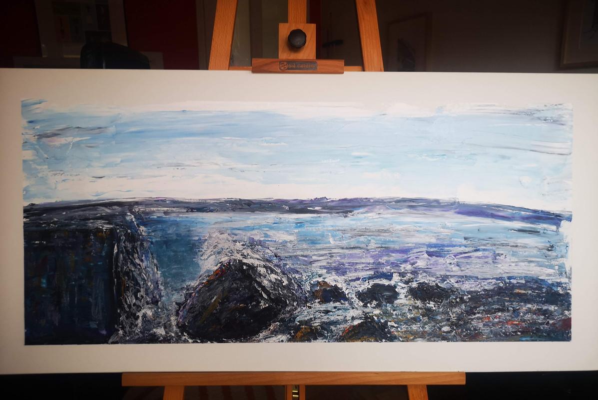 Longniddry Seascape