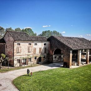Repairs to the Villa Saraceno