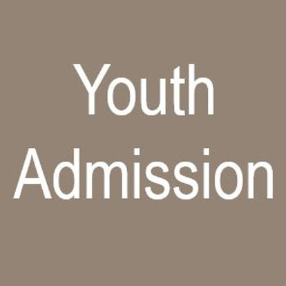 Youth Admission Ticket