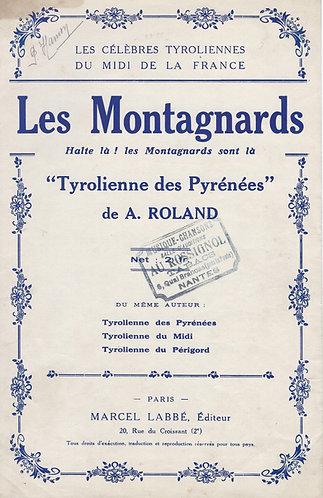 Alfred Roland | Les Montagnards | Chanson