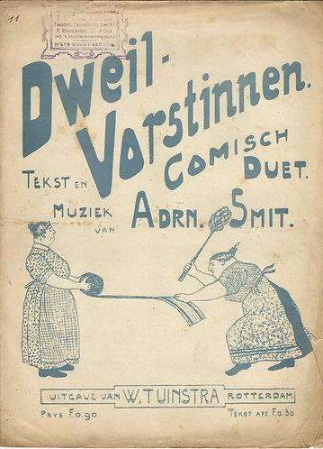 Adriaan Smit | Dweil-Vorstinnen | Piano | Vocals
