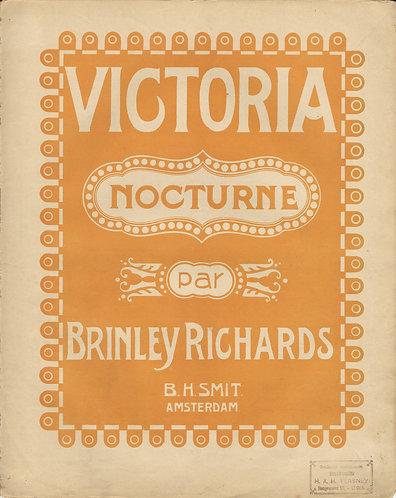 Brinley Richards   Victoria Nocturne, opus 26   Piano