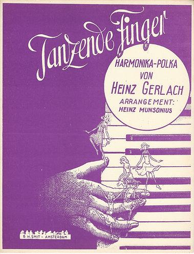 Heinz Gerlach   Tanzende Finger   Accordion
