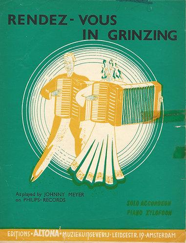 Johnny Meyer | Tom Erich | Rendezvous in Grinzing | Accordion