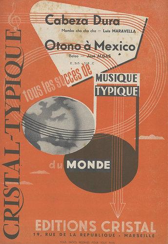 Jose Algas | Otono a Mexico | Piano